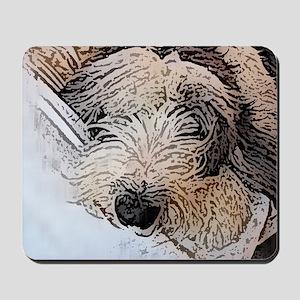 oes_painting1_greetingcard Mousepad