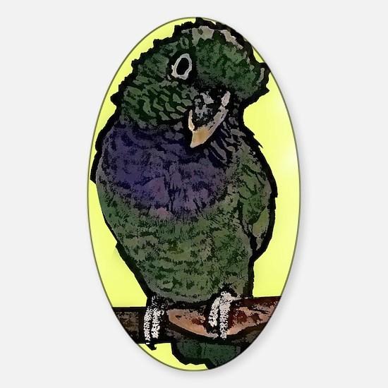 Card Sticker (Oval)
