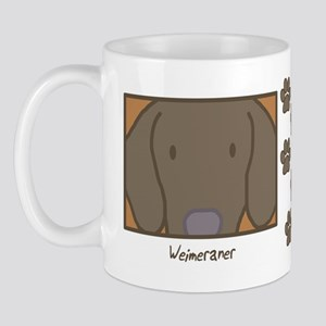 generic_weimeraner_mug Mug