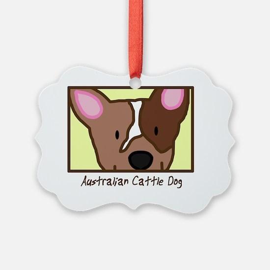 generic_cattledogred Ornament