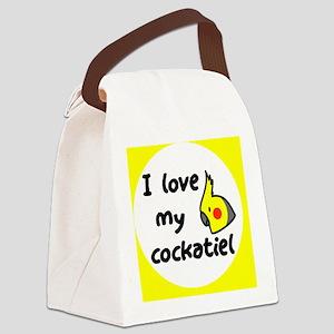 generic_ilmcornament Canvas Lunch Bag
