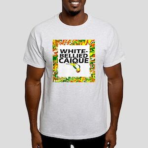 whitebelliedcaique_tilebox Light T-Shirt
