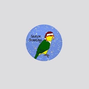 ornament_wbcaique Mini Button