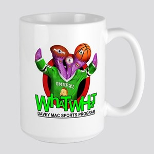 What What from Davey Mac Sports Program Mug