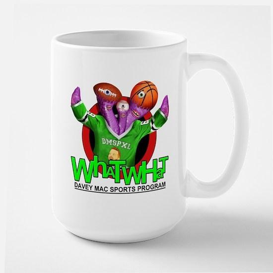What What from Davey Mac Sports Program Mug