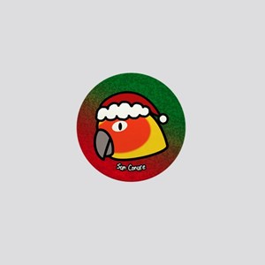 santaanime_sunconure Mini Button