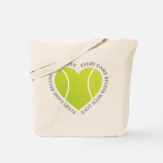 Game Love Tote Bag