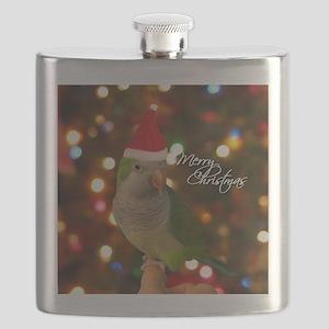 quaker_santa_ornament Flask
