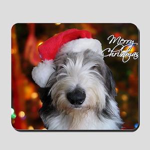 roofus_santa_card Mousepad