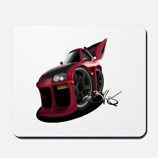 MKIV Supra Toon Mousepad