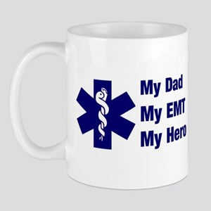 My Dad My EMT Mug