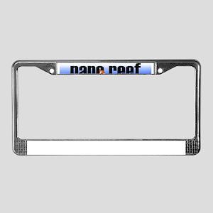 nanoreef_bumper License Plate Frame
