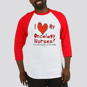 Love My Nurses Baseball Jersey