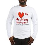 Love My Nurses Long Sleeve T-Shirt