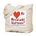 Love My Nurses Tote Bag