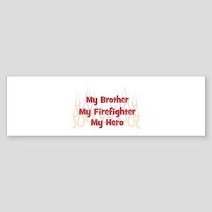 ... Irish Firefighter Bumper Sticker. Image 1