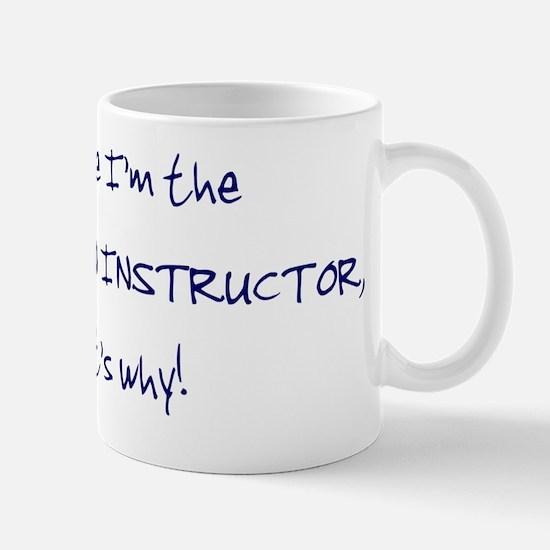 percussioninstructor Mug