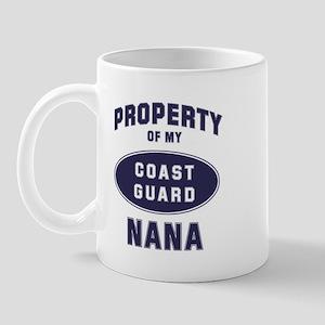 Coast Guard NANA (Property) Mug