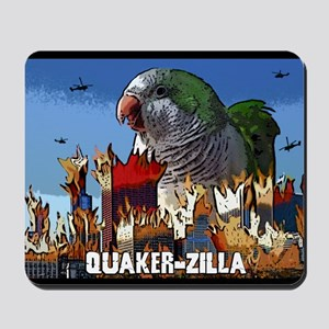 quakerzilla_card Mousepad