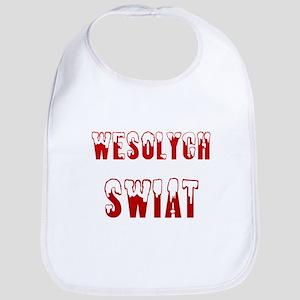 Polish - Wesolych Swiat Bib