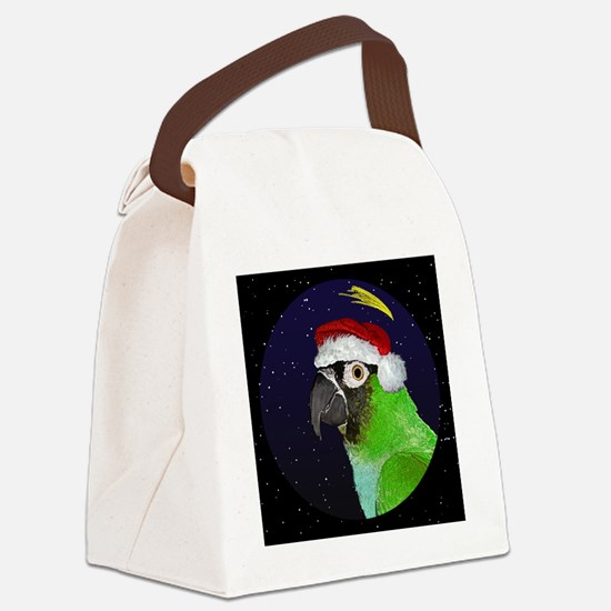 christmasnight_nanday Canvas Lunch Bag