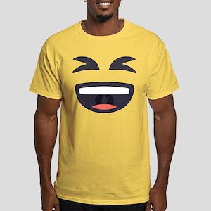 Laughing Emoji Face T-Shirt