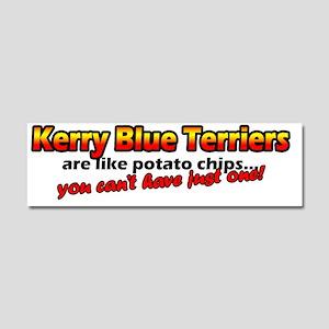 potatochips_kerryblue Car Magnet 10 x 3