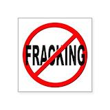 Anti fracking Square