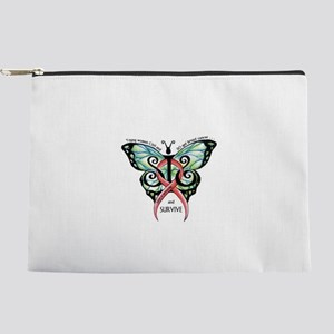 SIS Butterfly wo motto Makeup Pouch