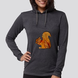 EARLY AUTUMN Womens Hooded Shirt