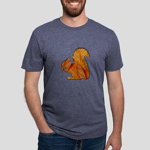 EARLY AUTUMN Mens Tri-blend T-Shirt