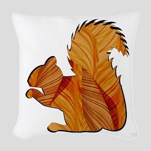 EARLY AUTUMN Woven Throw Pillow