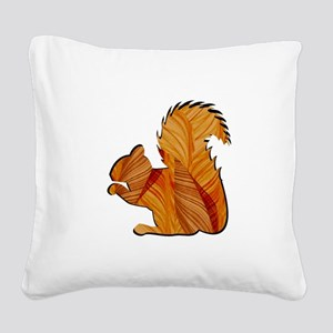 EARLY AUTUMN Square Canvas Pillow