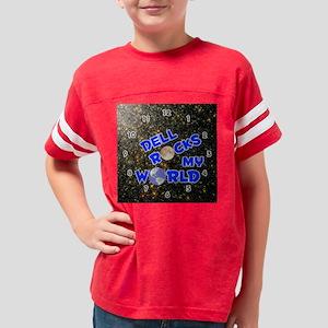 1002SB-Dell Youth Football Shirt