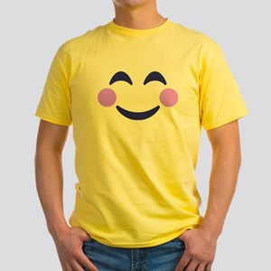 Grinning Emoji Face T-Shirt