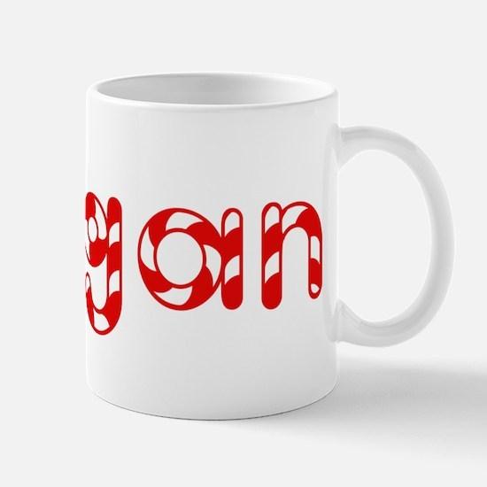 Keegan - Candy Cane Mug
