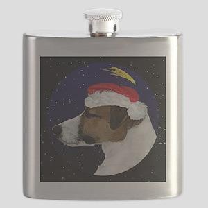 christmasnight_jackrussell Flask