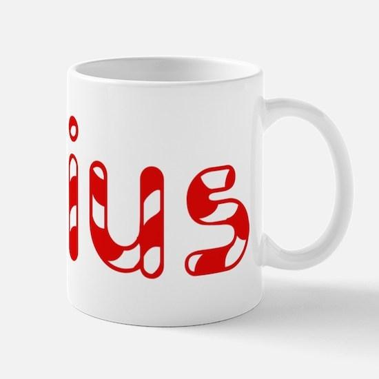 Julius - Candy Cane Mug