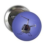 Helicopter Gifts Button Cool Helicopter Art Button