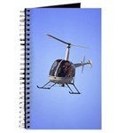 Helicopter Journal Notebook Diary Helicopter Book