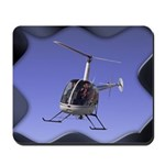 Helicopter Mousepad Cool Gifts for Home & Office