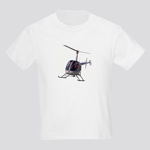 Kid's Helicopter T-Shirt Cool Boys Girls Gifts