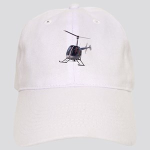 Helicopter Baseball Cap Helicopter Gifts & Caps