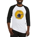Helicopter Baseball Jersey Helicopter Shirt