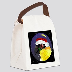 christmasnight_bhcaique Canvas Lunch Bag
