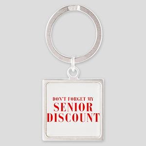 senior-discount-bod-red Keychains