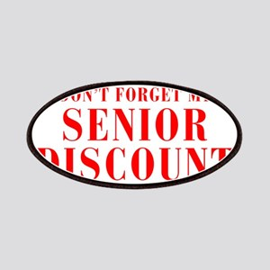 senior-discount-bod-red Patches