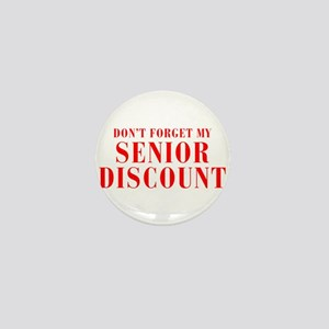 senior-discount-bod-red Mini Button