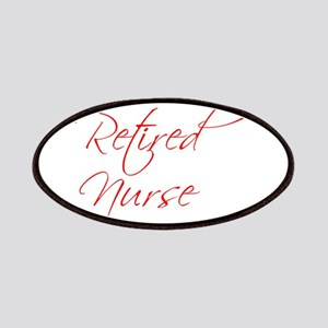 retired-nurse-scr-red Patches