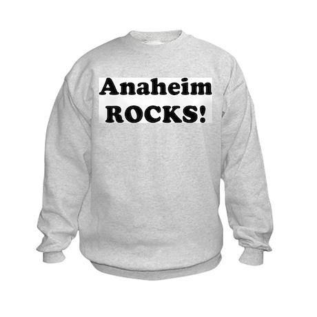 Anaheim Rocks! Kids Sweatshirt